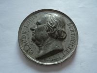 Claude Bertholet, litá medaile, Francie