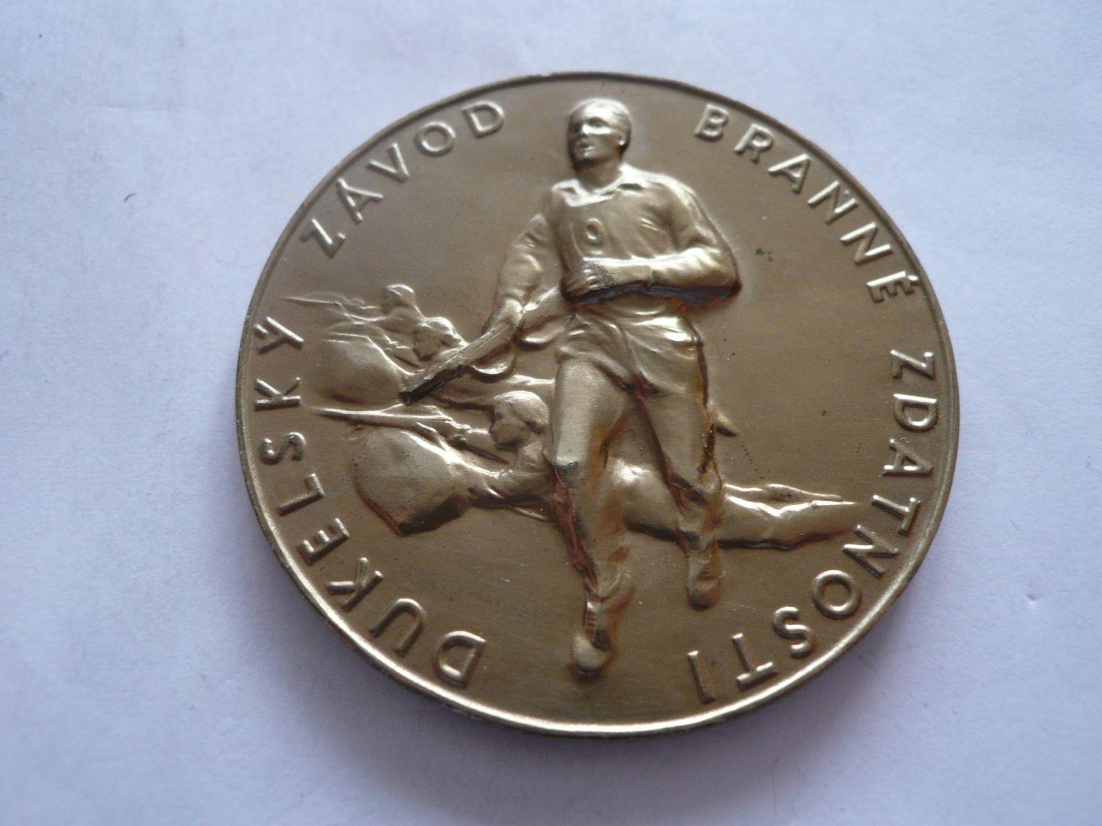 Dukelský závod branné zdatnosti, 1962, ČSR