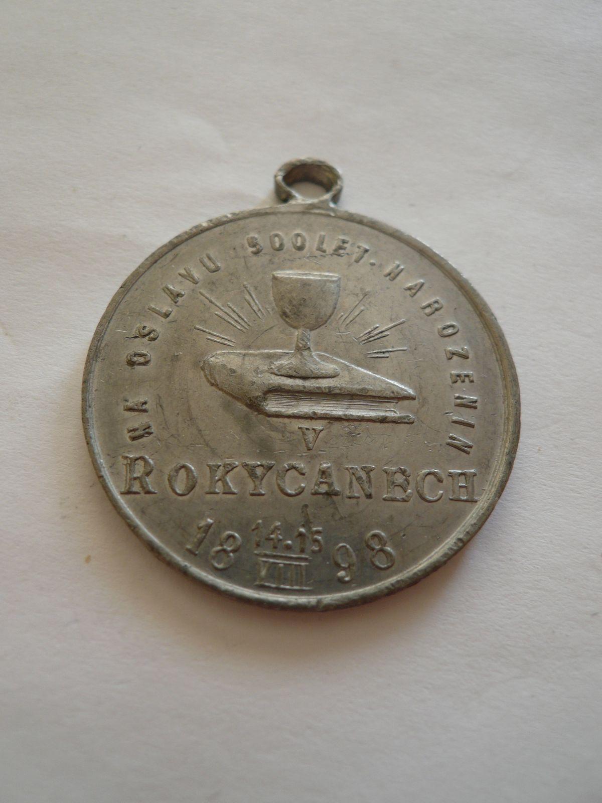 Jan Rokycan 1898 Čechy
