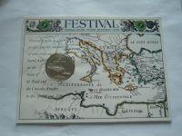 Jeruzalém festival 2000 Řím