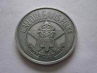 motorkáři New Orleans, Policie, Alu průměr 38mm, USA