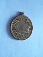 pamětní medaile, královna Victorie, Holandsko