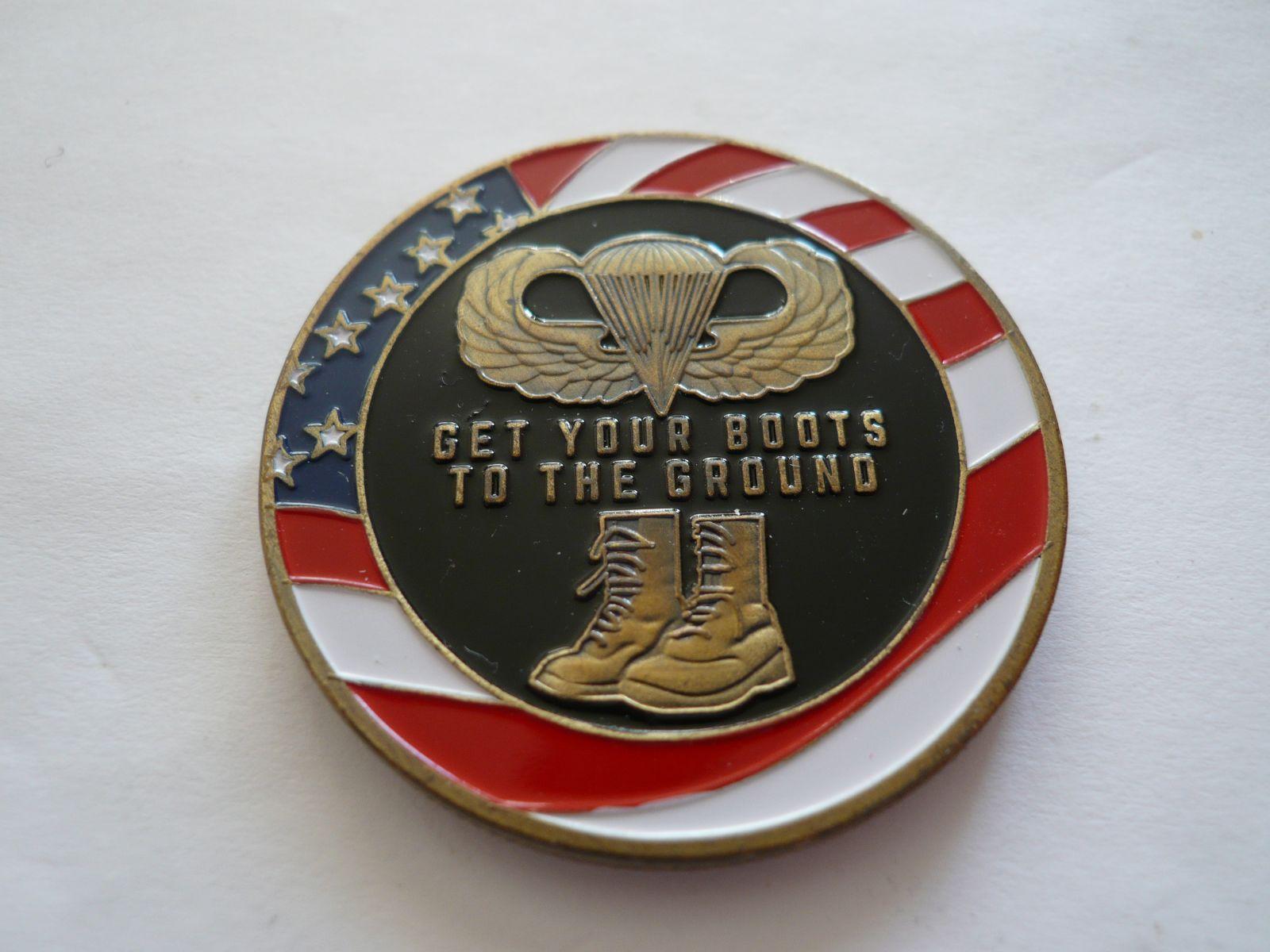 PARA jednotky USA
