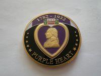 purpurové srdce medaile, USA