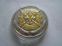 rakouská císařská koruna, průměr 40mm, Královské koruny, ČR
