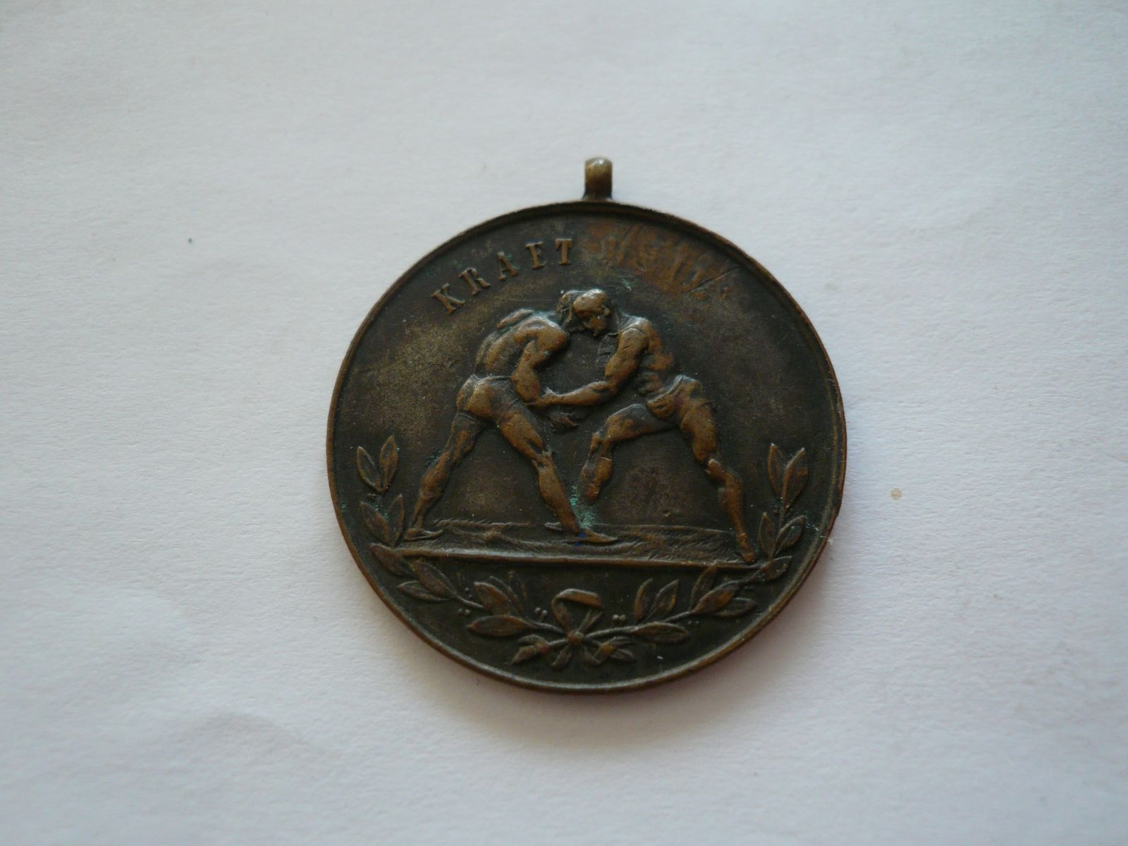 řecko-římský zápas, medaile