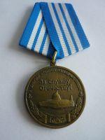 Za střelbu na ponorkách Rusko