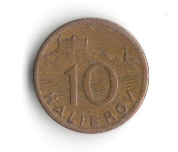 10 Haléř(1939), stav 1/2