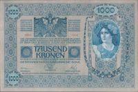 1000K/1902/, stav 2+ pěkná, přetisk DEUTSCHÖSTERREICH