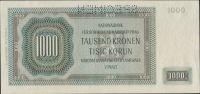 1000K/1942/, stav 0 perf. SPECIMEN, série Ib - II.vydání