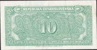 10Kčs/1945-bl/, stav 2+, série PH