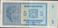 5K/1938-40/, stav 3, série A 011 - ruční přetisk