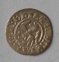 Čechy 1/2 Groš 1516-1526 Ludvík Jagelonský