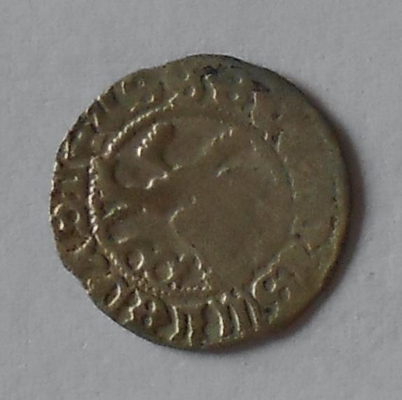 Čechy Bílý Peníz 1471-1516 Vladislav II.
