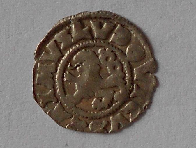 Čechy Bílý Peníz 1516-1526 Ludvík Jagelonský