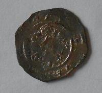 Čechy Denár 1140-1172 Vladislav II.