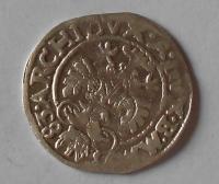 Čechy – Jáchymov Bílý Groš 1583 Rudolf II.
