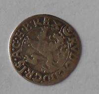 Čechy – Jáchymov Malý Groš 1588 Rudolf II.