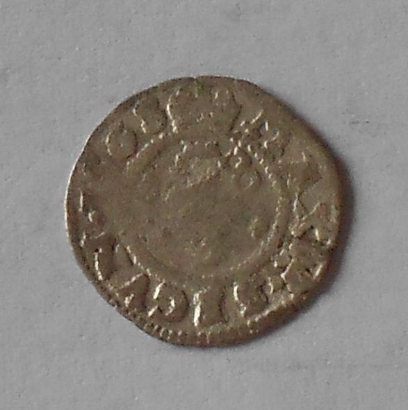 Čechy – Kutná Hora Bílý Peníz 1568 Maxmilián II.