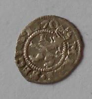 Čechy – Kutná Hora Bílý Peníz 1570 Maxmilián II.