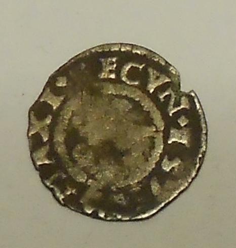 Čechy – Kutná Hora Bílý Peníz 1571 Maxmilián II.
