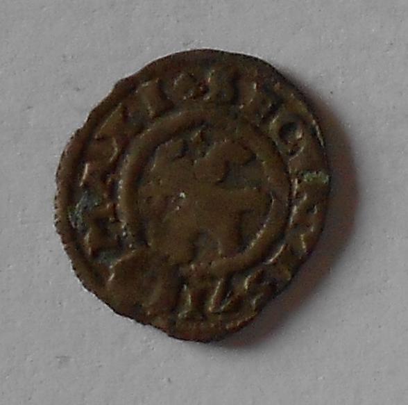 Čechy – Kutná Hora Bílý Peníz 1575 Maxmilián II.