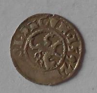 Čechy – Kutná Hora Bílý Peníz 1592 Rudolf II.