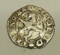 Čechy – Kutná Hora Malý Groš 1585 Rudolf II.