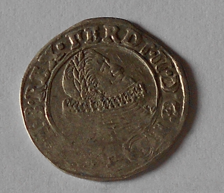 Čechy – Praha 3 Krejcar 1634 Ferdinand II.