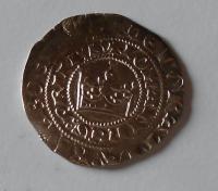Čechy Pražský Groš 1310-1346 Jan Lucemburský