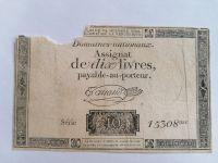 Francie 10 Livres 1792