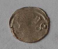 Klodsko Bílý Peníz 1461-1435 Púta z Kunštátu
