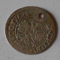Rakousko 3 Krejcar 1624 Ferdinand II., dirka