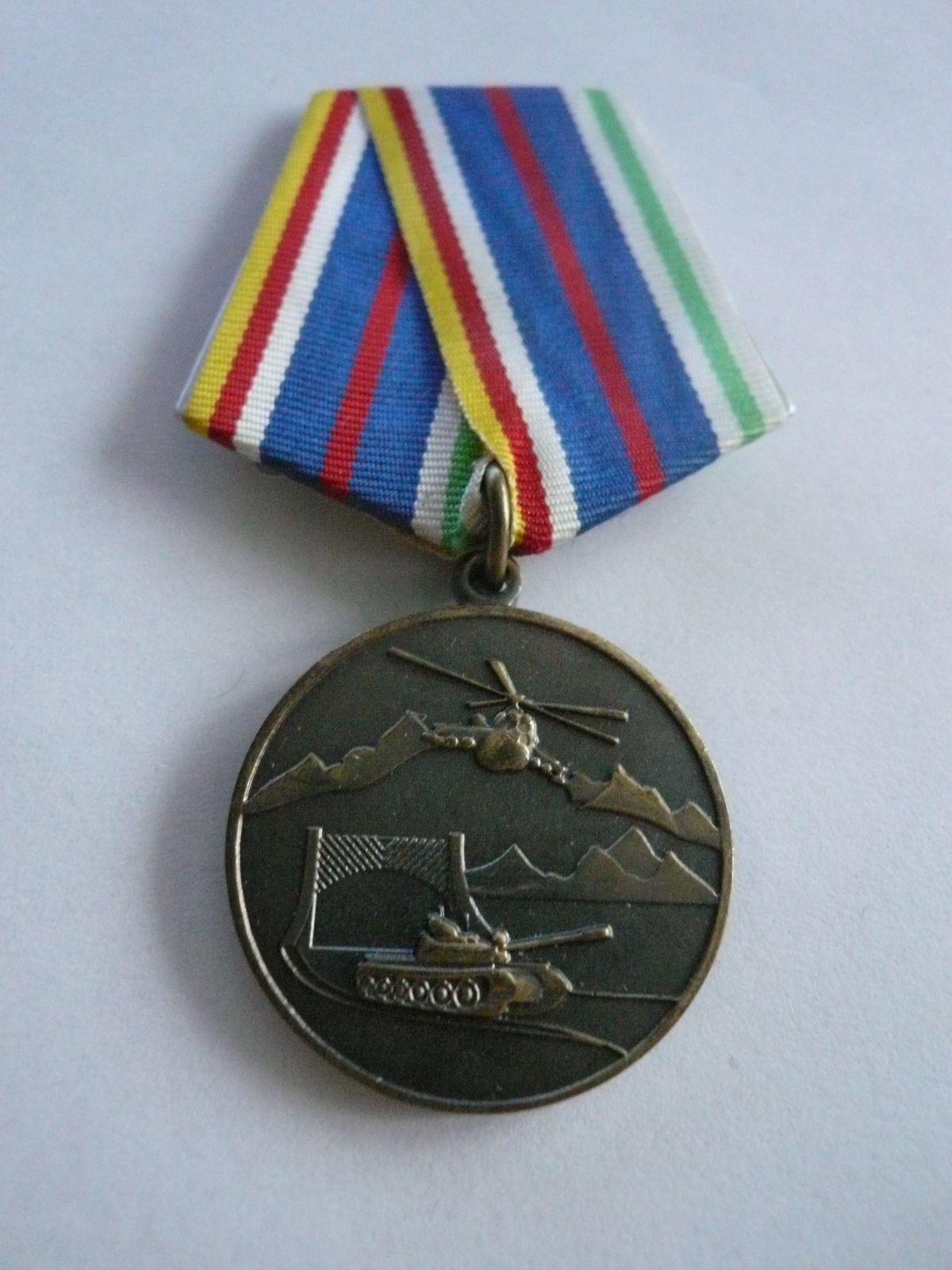 účastník války v Gruzii - Rusko