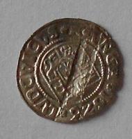 Uhry Denár 1526 Ludvík Jagelonský