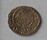 Uhry Denár 1581 KB Rudolf II.