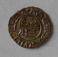 Uhry Denár 1584 KB Rudolf II.