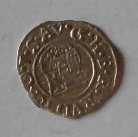 Uhry Denár 1591 KB Rudolf II.
