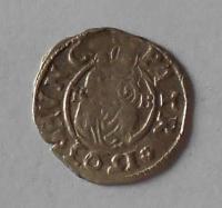 Uhry Denár 1593 KB Rudolf II.