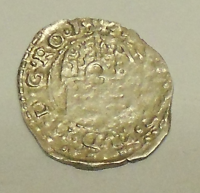 Uhry Denár 1607 KB Rudolf II.
