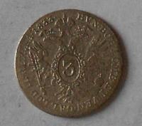 Čechy 3 Krejcar 1833 C František II.