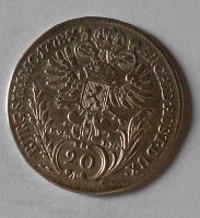 Čechy – Praha 20 Krejcar 1778 Marie Terezie