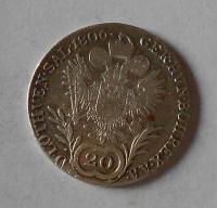 Čechy – Praha 20 Krejcar 1806 C František II.