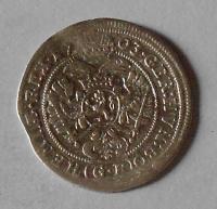 Čechy – Praha 3 Krejcar 1703 Josef I.