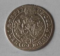 Čechy – Praha 3 Krejcar 1708 Josef I.