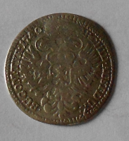 Čechy – Praha 3 Krejcar 1740 Karel VI.