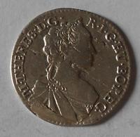 Čechy – Praha 3 Krejcar 1765 Marie Terezie