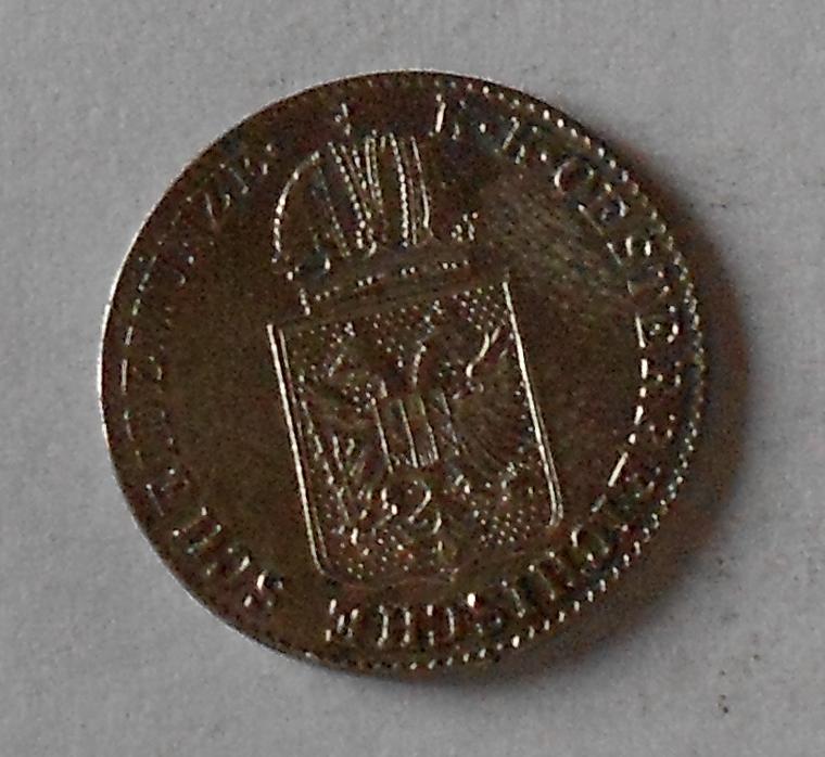 Čechy – Praha 6 Krejcar 1848 C Ferdinand V.