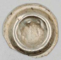 Český Brakteát s orlicí, Václav II. (1278-1305), 0,19g