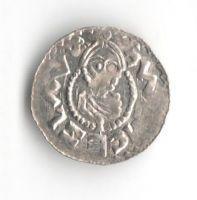 Denár, kníže Břetislav II. (1092-1100), Cach 389b